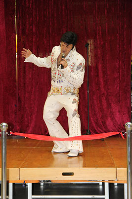 1. Platz Swiss Elvis Playback Battle, Volketswil