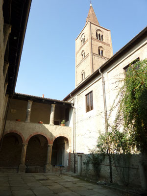 Chiostro e campanile