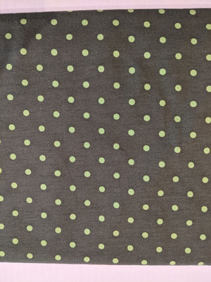 Punkte hellgrün/oliv