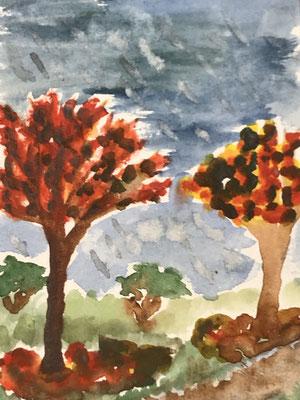 Baum  (Herbst)