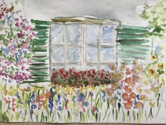Bretagne Fenster