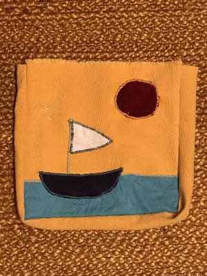Tasche (eine Seite)