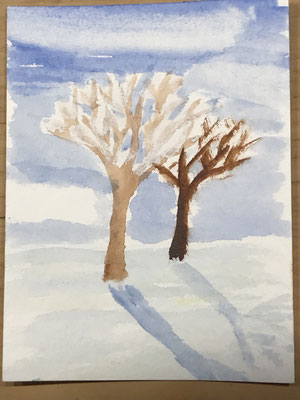 Baum (Winter)