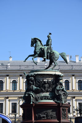 Denkmal an Alexander