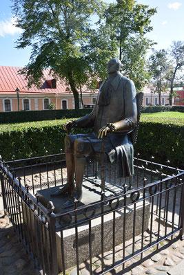Denkmal Peter der Grosse