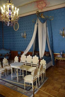 Bett Jussupow Palast