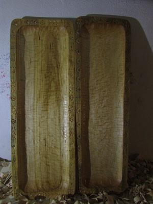 Nr. 6 ( Korytka impregnowane XL. 83 cm długośći) Cena 180 PLN brutto