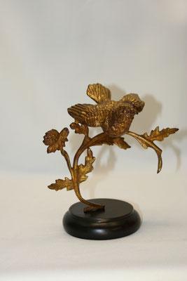 Oiseau-bronze bicolore-80€