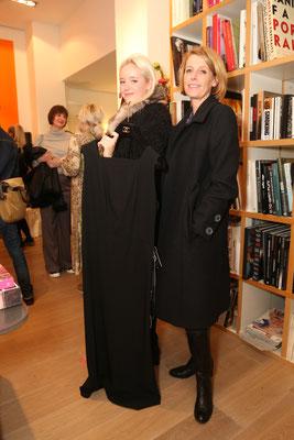 Hanna Steininger und Beate Rasmussen