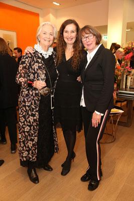 Das Secondella Team: Marie Louise Schaernack (Gründerin), Brigitte Kasper und Silke Griebel (alle drei Geschäftsführerinnen)