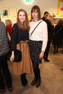 Nadja Schaer und Yasmin Konken von Mrs.City