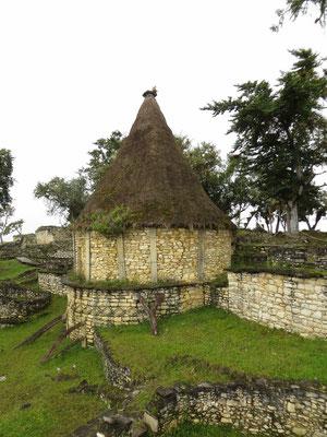 So sahen die Häuser früher aus.
