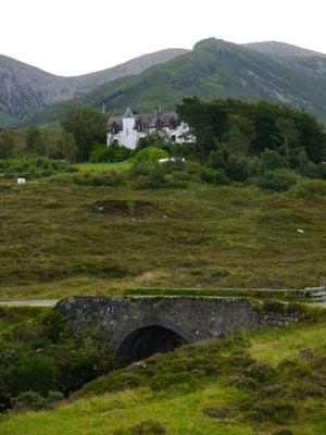 ... dann lieber eine etwas kleinere, aber dafür leerere Brücke besuchen...