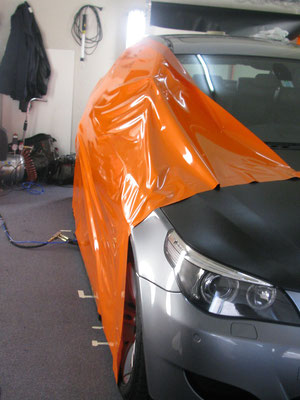 Car Wrapping by BlackStone