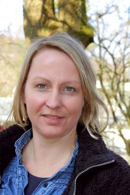 Frau von der Heyden: Fachlehrerin der Adler