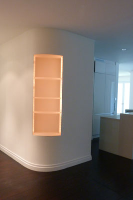 regal licht plexiglas acrylglas