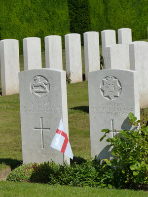 Longueval London Cemetery