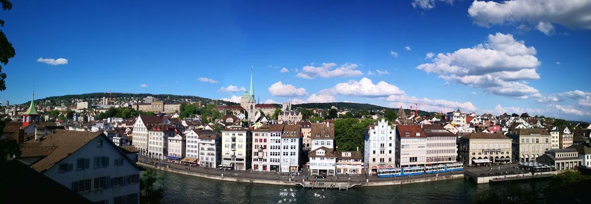 Rundreisen Schweiz - Ihr Start in Zürich, Genf oder Basel - dann nach Solothurn