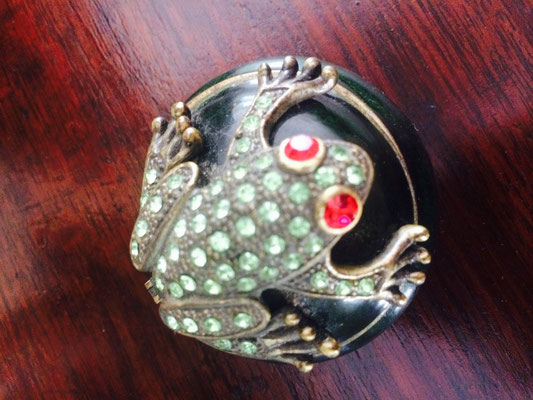Cute Green Frog | Price: $60.00