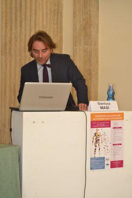 Dr. Gianluca Masi, U.O. Neurologia Ospedale 'Di Venere', Bari. Miastenie Congenite.