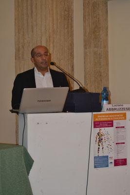 Dr. Luciano Abbruzzese, Direttore servizio Immunoematologia e Medicina Trasfusionale 'A.O. Panico' di Tricase. Plasmaferesi versus immunoglobuline: controversie.