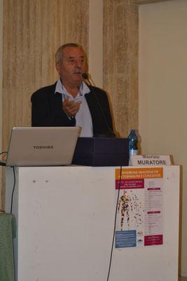 Dr. Maurizio Muratore, Responsabile Reumatologia, San Cesario (Le). Malattie autoimmunitarie associate a Miastenia.