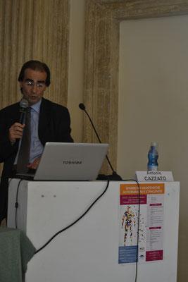 Dr. Antonio Cazzato, Casa di Cura Villa Verde, Lecce. Classificazione delle Miastenie.