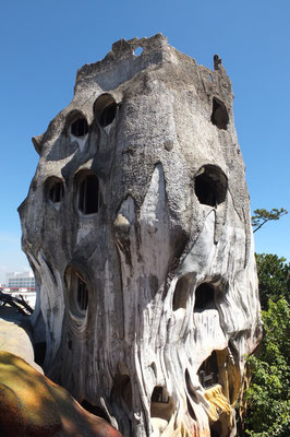 "Het ""Crazy house"" in Da Lat"