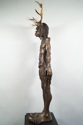 """ONEIRONAUT"" Bronze Edition 5+1EA 109x35x24cm"