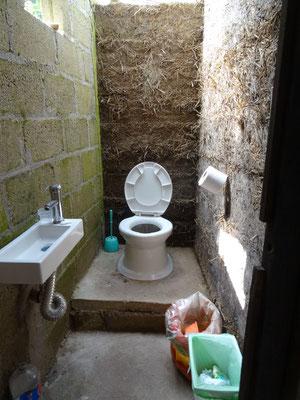 Bioklo, baño biológico...