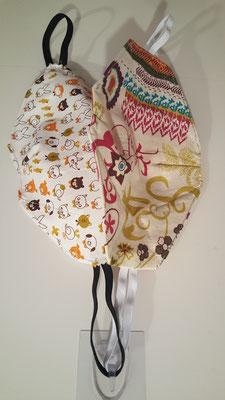Yo hago mi mascarilla de tela reutilizables con Mariposa Pititico