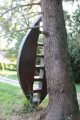 art et jardin, art metal, vanorbeek