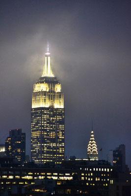 Empire State Building und Crysler Building ©Ben Simonsen