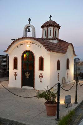 Kapelle in Hafen von Limassol