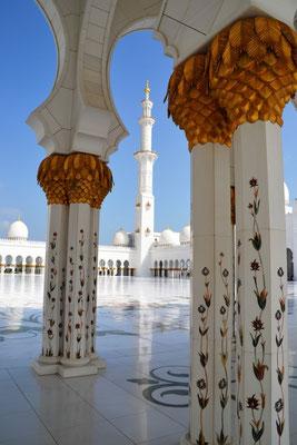 Grand Sheik Zayed Moschee