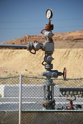 Bahrains erste Ölquelle