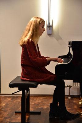 Schülerkonzert  bei Piano Flöck, St. Sebastian