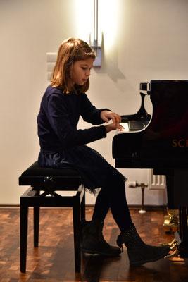 Schülerkonzert bei Piano Flöck, St.Sebastian