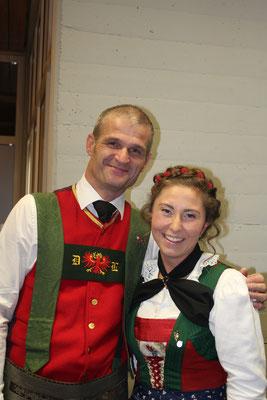 Dietmar und Julia