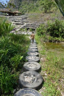 Halong Bucht Sulawesis - Rammang Rammang - Indonesien - travelumdiewelt.com
