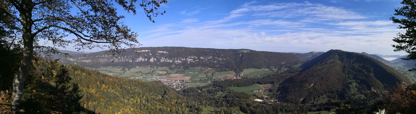 Wanderung Jura und Zoobesuch