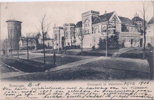 Gevangenis Groningen 12