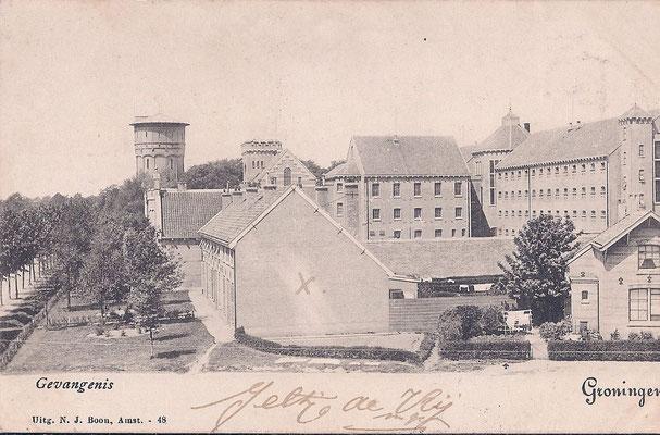 Gevangenis Groningen 13