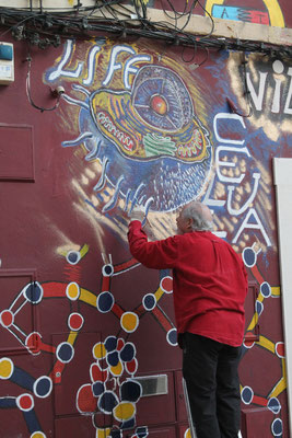 Street Artist Faro