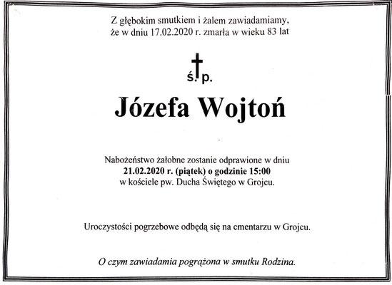Józefa Wojtoń