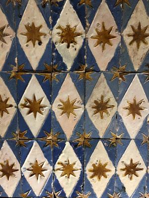 Im Alcazar: noch mehr Keramik