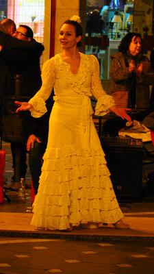 Flamenco Stadt Jerez