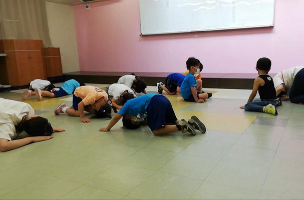 どれみLABO 幼稚園リトミック 年中 海