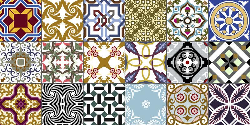 Apavisa North patchwork solid 2 cm