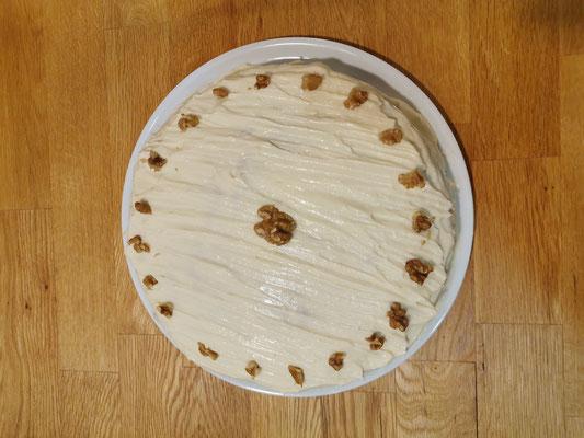 Le carrot cake de Mitroglute